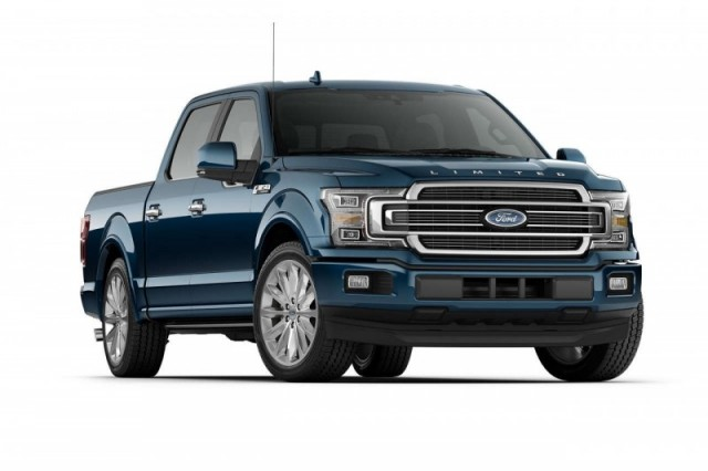 Ford F 150 Limited 2017