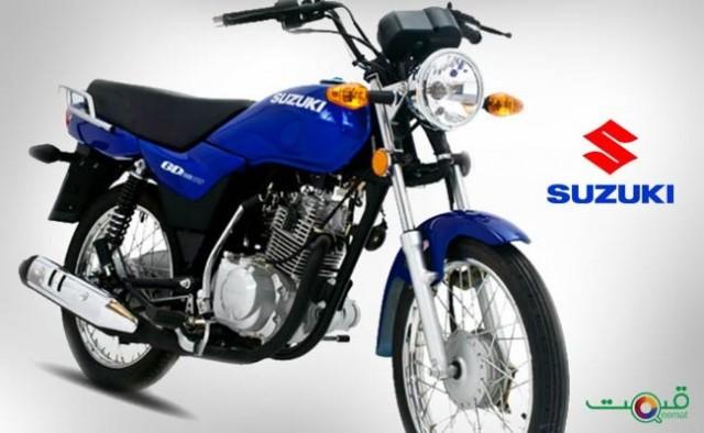 Suzuki GD 110S Bike