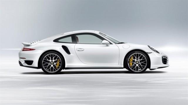Porsche 911 Turbo S Cabiolet