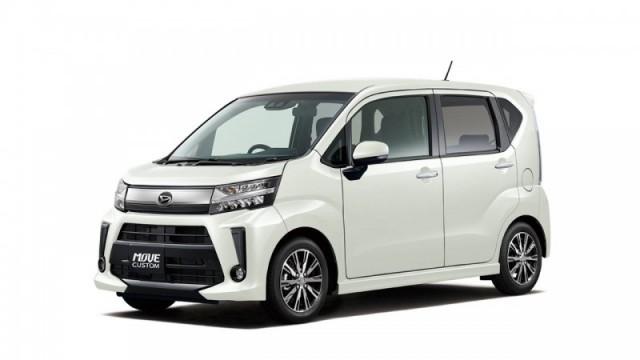 Daihatsu Move X Turbo 2018