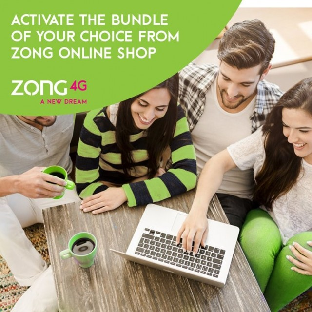 Zong Twitter Daily