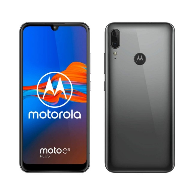 Motorola Moto E6i v