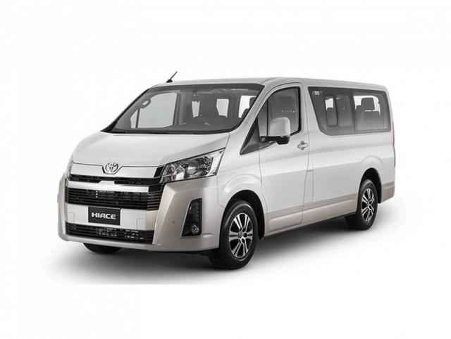 Toyota Hiace Luxury Wagon Low Grade 2021 (Automatic)