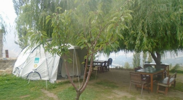 Hunza Panorama Hotel and Camping Site