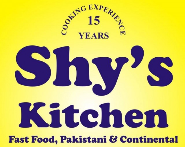 Shy's Kitchen