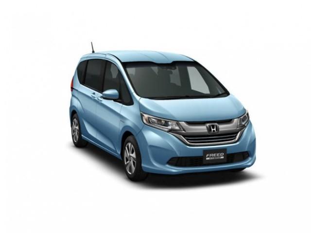 Honda Freed + Hybrid G Honda Sensing 2021 (Automatic)