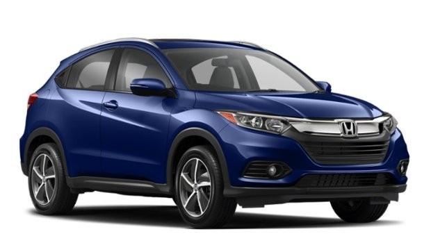 Honda HR-V EX-L AWD 2021