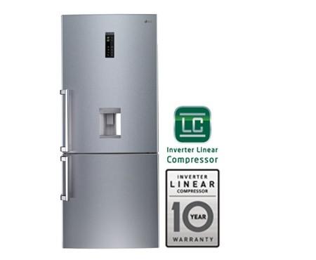 LG GR-F579ESDV Bottom Freezer Double Door