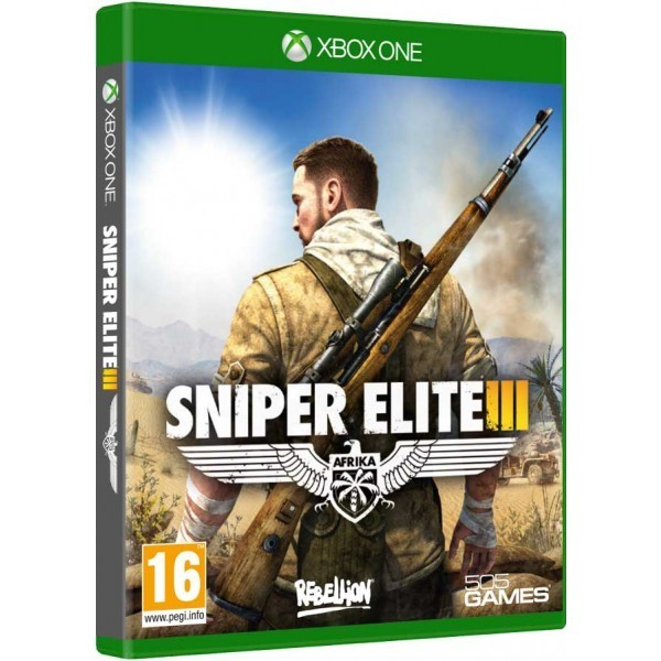 Sniper Elit 3 For Xbox One