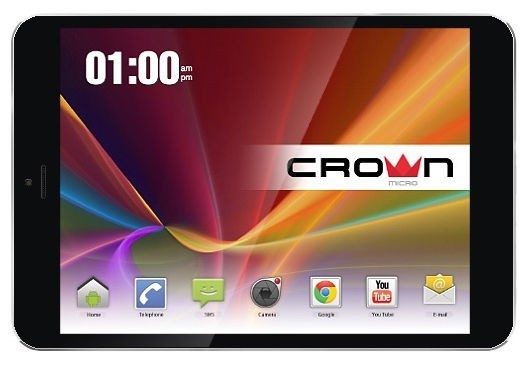 Crown Tablet PC CM-B800