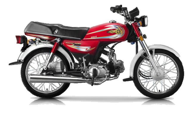 Yamaha Mini 100 Euro II 2017