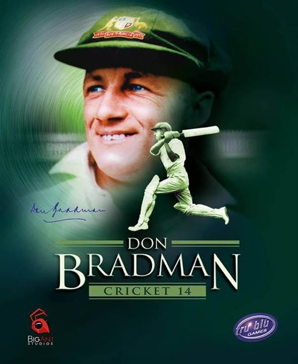 Don Brad Man Cricket 2014 for PS3