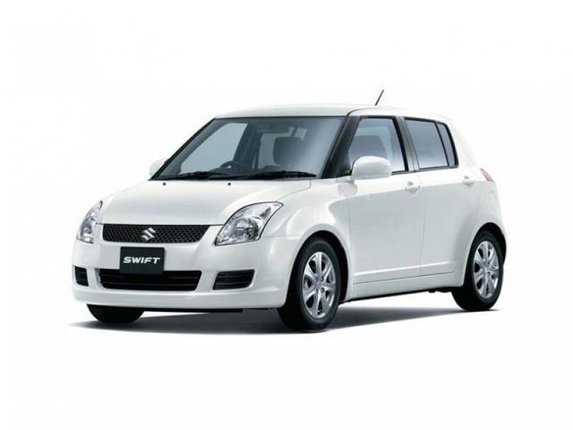 Suzuki Swift DLX 1.3 Navigation 2021 (Automatic)