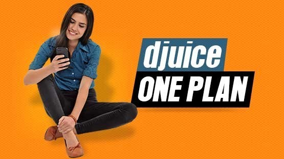 Djuice One Plan