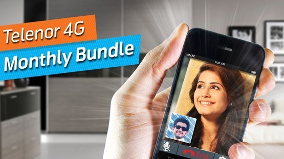 4G Monthly Bundle
