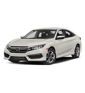 Honda Civic Turbo 1.5 i-VTEC CVT 2018