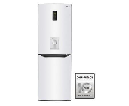 LG GR-F419SVQK Bottom Freezer Double Door