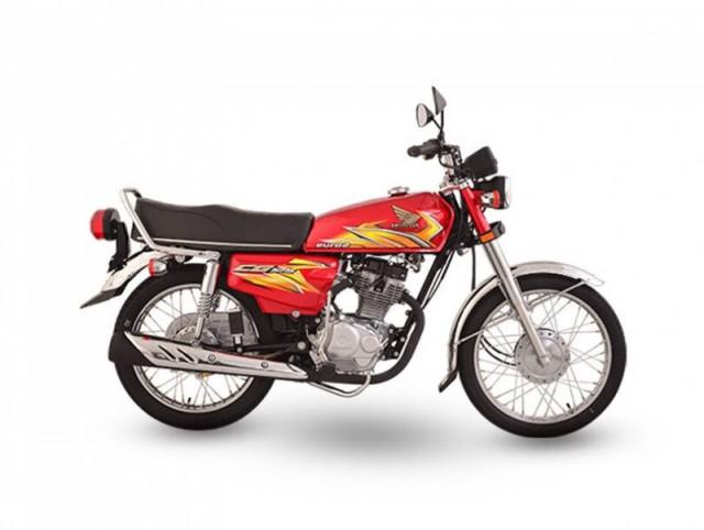Honda CG 125 2021