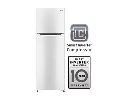 LG GN-B262SQCL Top Freezer Double Door