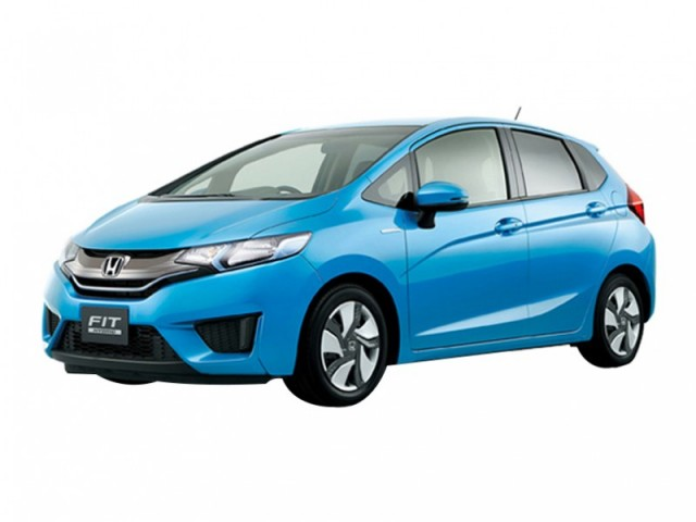 Honda Fit 13G L Package 2021 (Automatic)