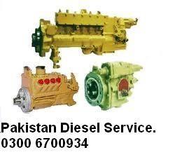 Diesel Fuel Injection Service