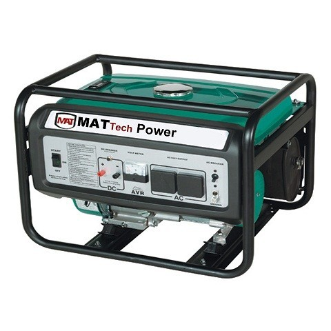 Mat Tech Power 6.0 KW GF9000 (SSC) Diesel Generrator