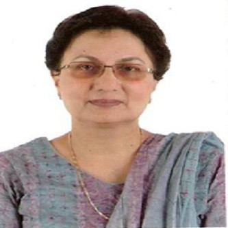 Dr. Saeeda Haider