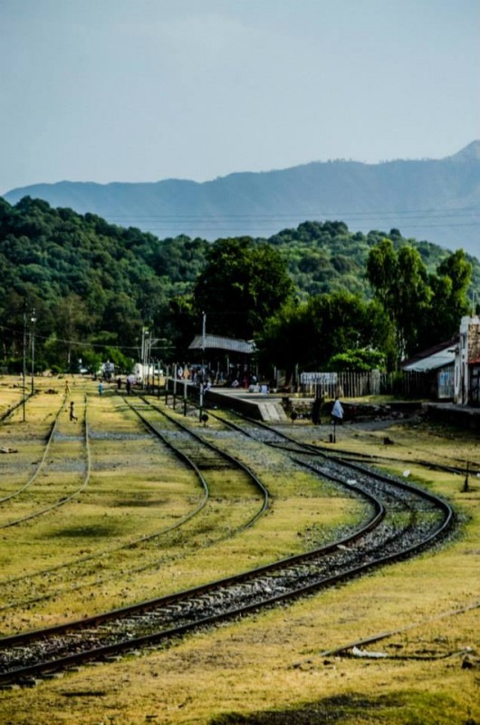 Havelian Railway Station