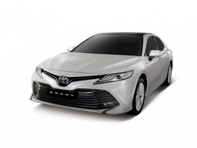 Toyota Camry High Grade 2021 (Automatic)