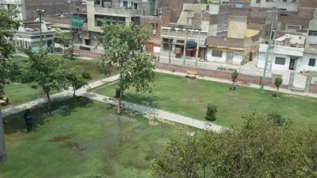 Shamshad Park