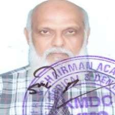 Dr. Abdul Rasheed Khan