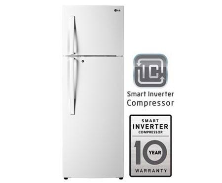 LG GN-B372RQCL Top Freezer Double Door