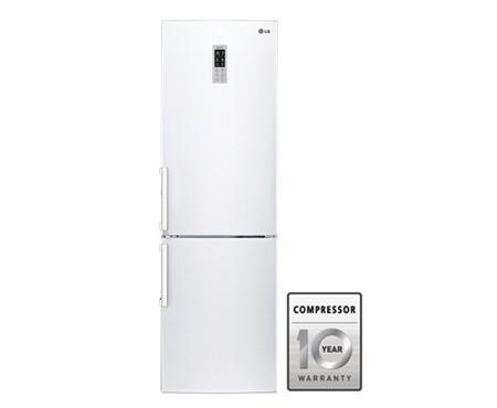 LG GW-B439BQQW Bottom Freezer Double Door