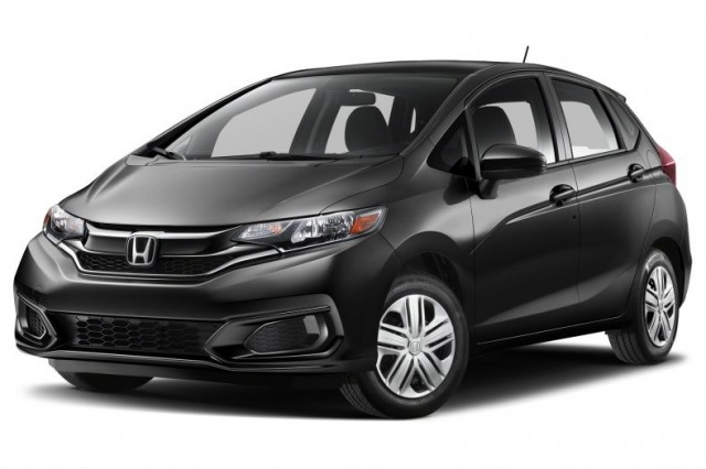 Honda Fit Hybrid S Package 2018
