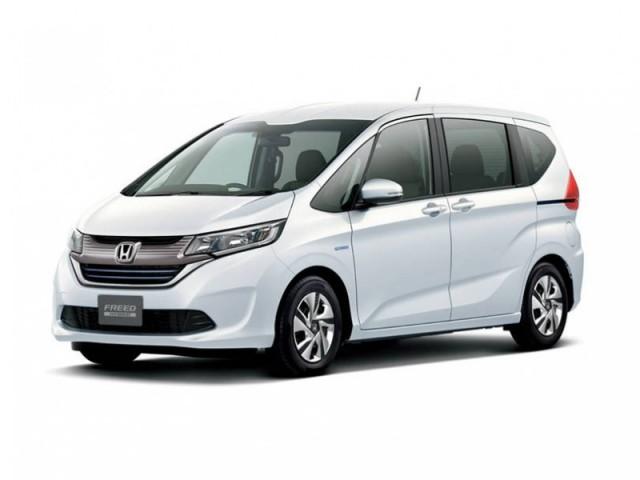 Honda Freed Hybrid EX Sensing 2021 (Automatic)