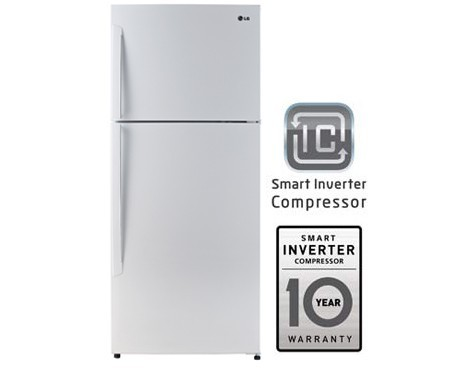 LG GR-B522GQHL Top Freezer Double Door