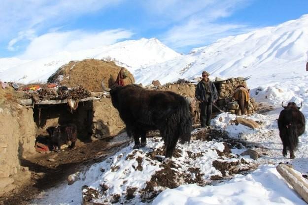 Pamir Valley