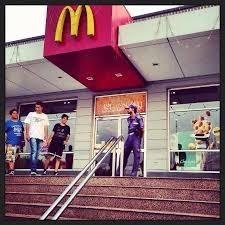 McDonalds Airport Road