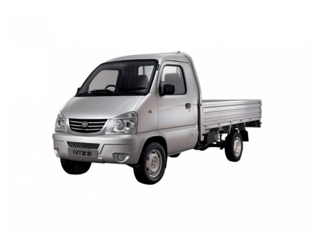 FAW Carrier Flatbed 2021 (Manual)