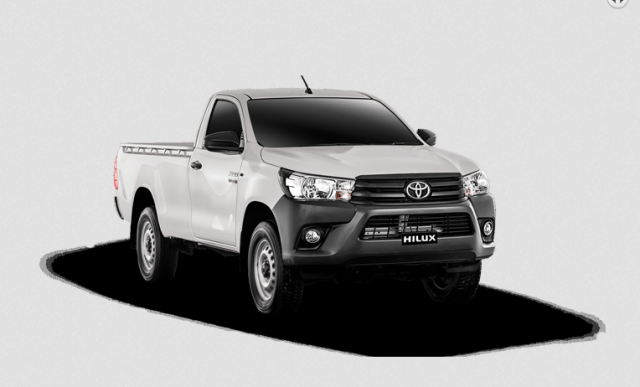 Toyota Hilux 4x2 Single Cab Standard 2021 (Manual)