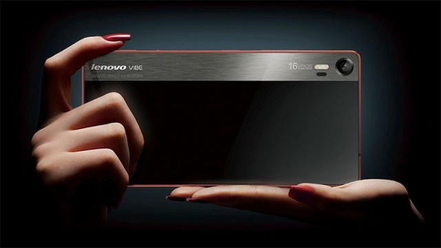 Lenovo vibe Z3 Pro
