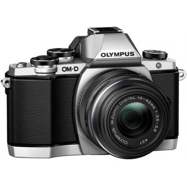 Olympus OM-D E-M10-1442-2RK camera