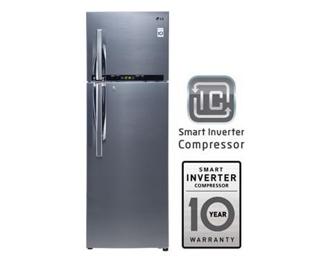 LG GN-M372RLCL Top Freezer Double Door