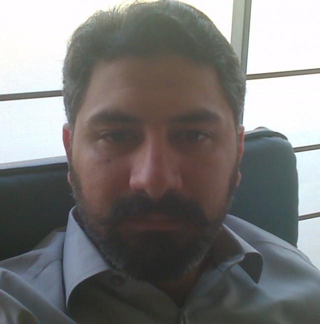 Arbab Izhar Ahmad