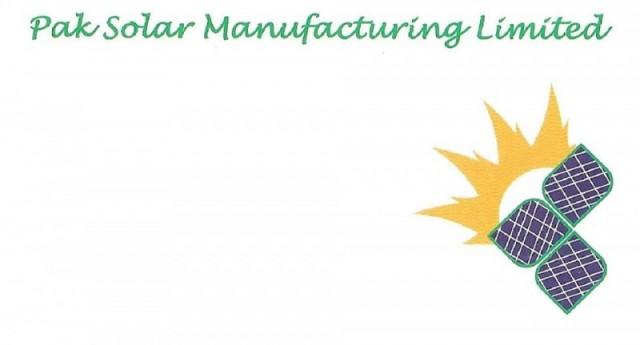 Pak Solar Manufacturing Ltd
