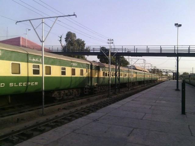 Jaffar Express