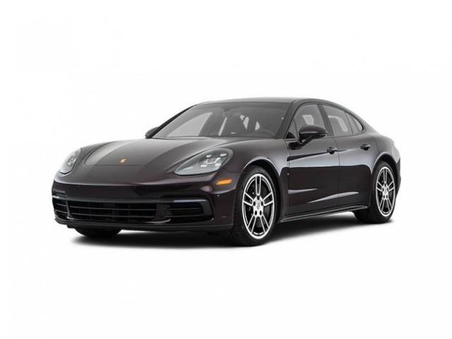 Porsche Panamera Base Model 2021 (Automatic)