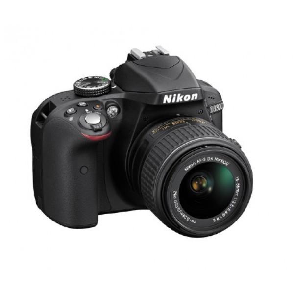 Nikon D3300 18-55-mm camera