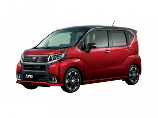 Daihatsu Move X 2018