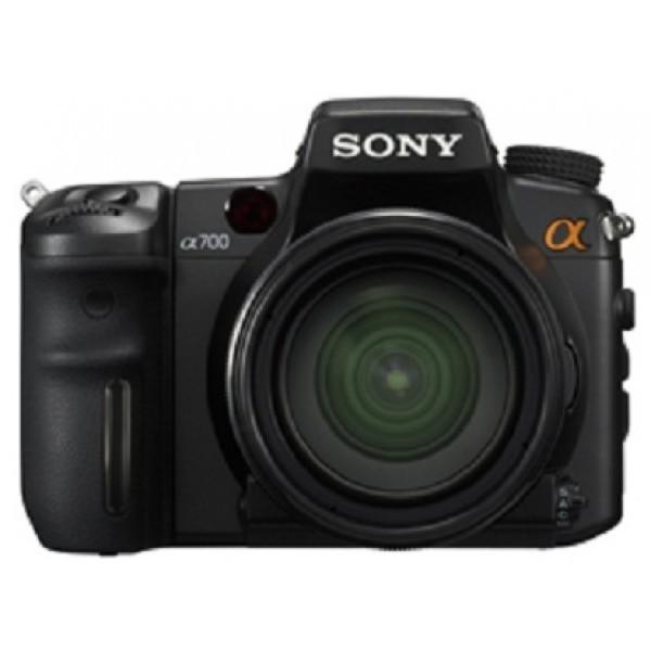Sony DSLR-A700P only kit camera